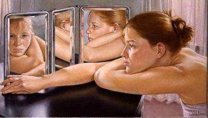 Les autres …                                       Nos miroirs grossissants et déformants….
